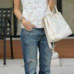 10 Super Chic Ways To Wear Boyfriend Jeans - Society19