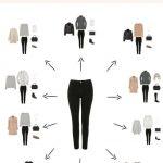 10 Ways To Wear Black Jeans