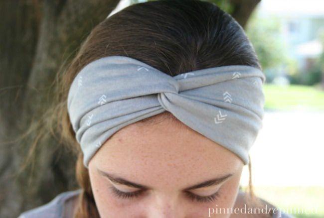11 Easiest DIY Headbands