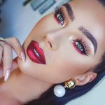12 Festive Christmas Makeup Ideas