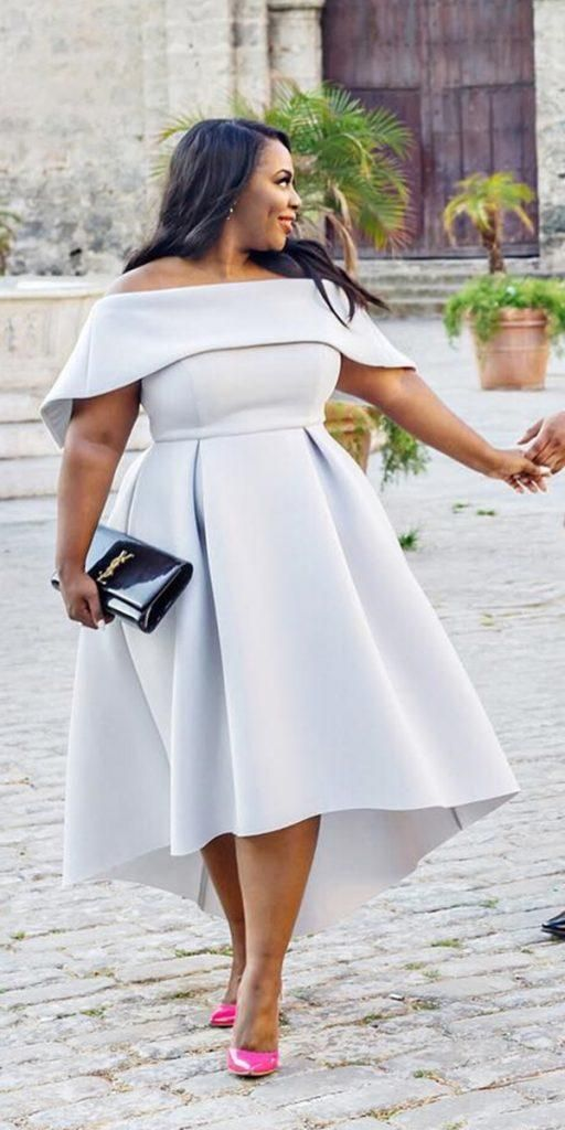 12 Plus Size Wedding Guest Dresses To Try