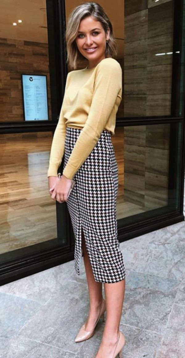 125 Casual Work Outfits for Summer to Try this Year