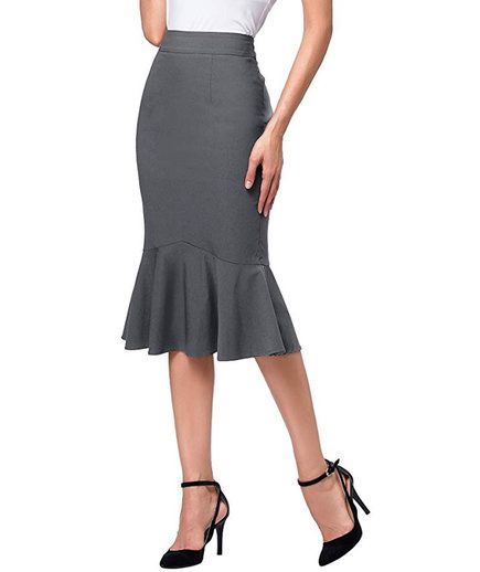 13 Stylish Pencil Skirts to Give Your Work Wardrobe a Chic Upgrade