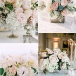15 Elegant Blush Pink Wedding Centerpieces for 2019