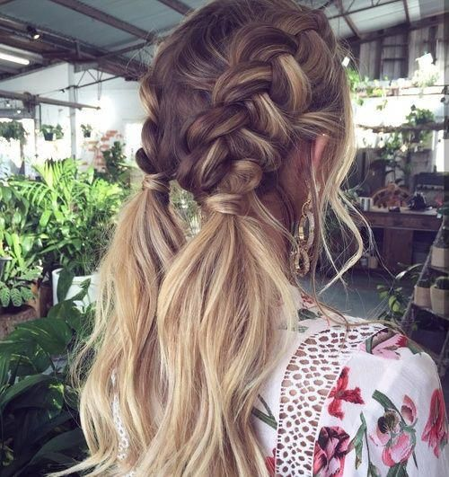 15 Gorgeous and Easy Beach Hairstyles to rock this summer #bestbraidedhairstyles