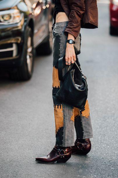 15 Sassy Ways To Wear Denim Now