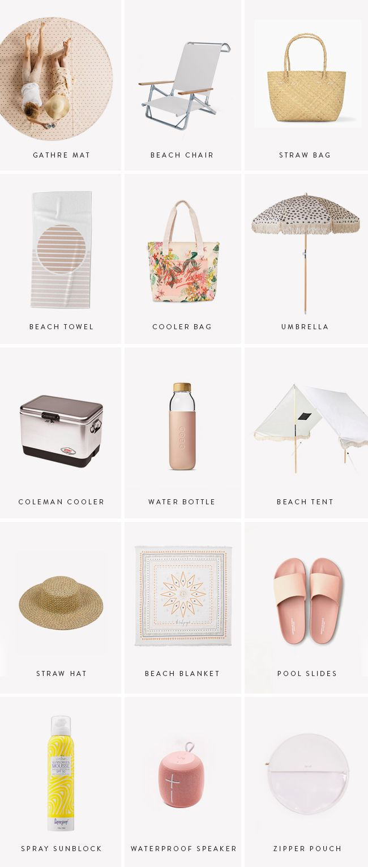 15 cute beach essentials – almost makes perfect