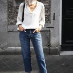 15 ways to wear frayed hem jeans