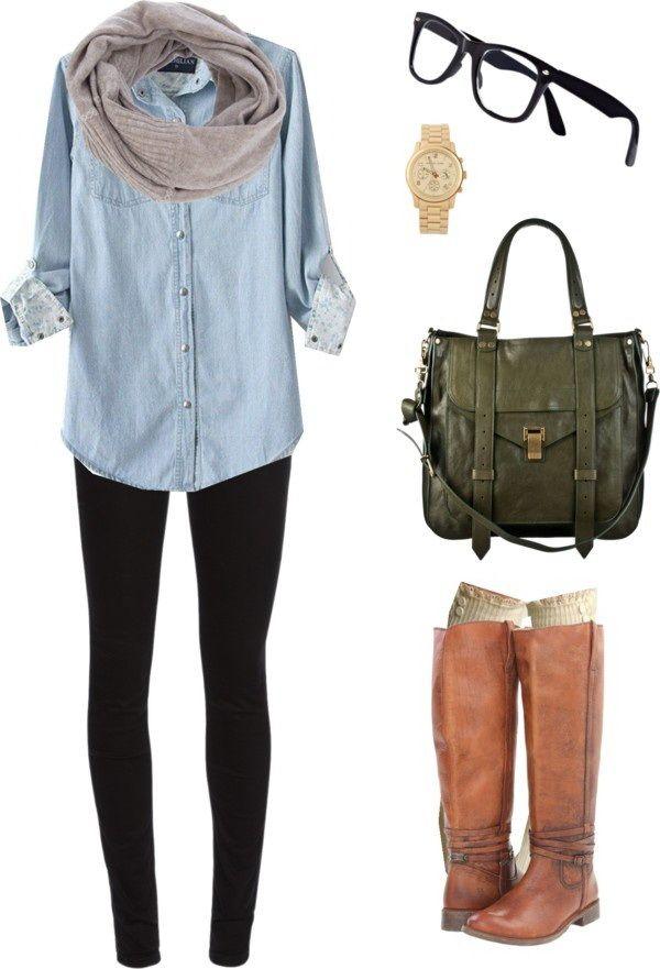 31 Wege, wie ein echtes Hipster Girl in diesem Herbst zu kleiden
