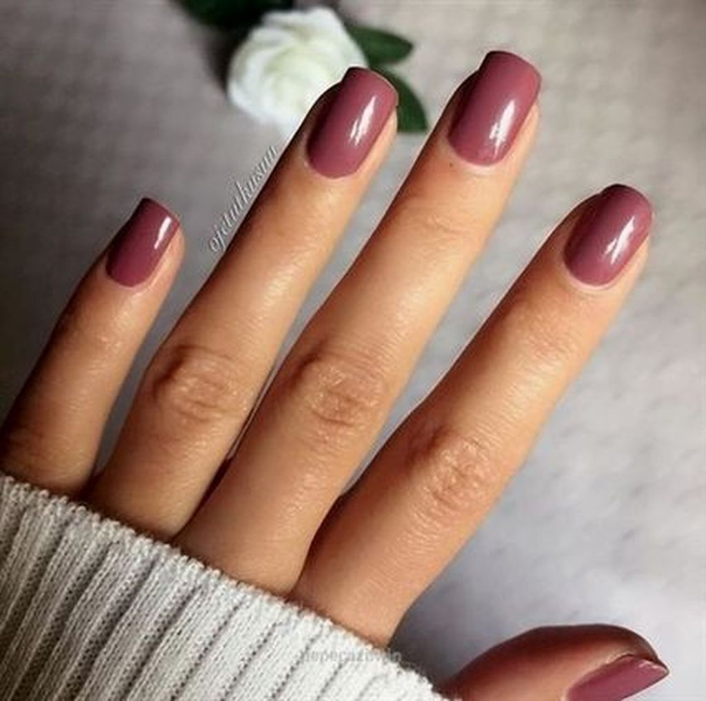 20+ Popular Nail Colors Ideas This Fall Winter