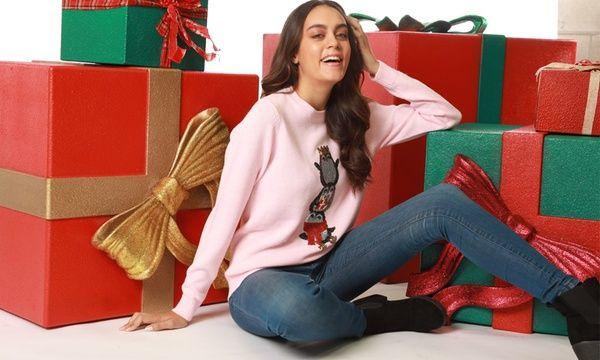 Womens Christmas Jumper