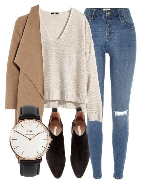 10 Gorgeous Ways to Style a Sweater for Fall – Sweater Outfit Ideas