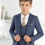 Boys navy suit - Ford