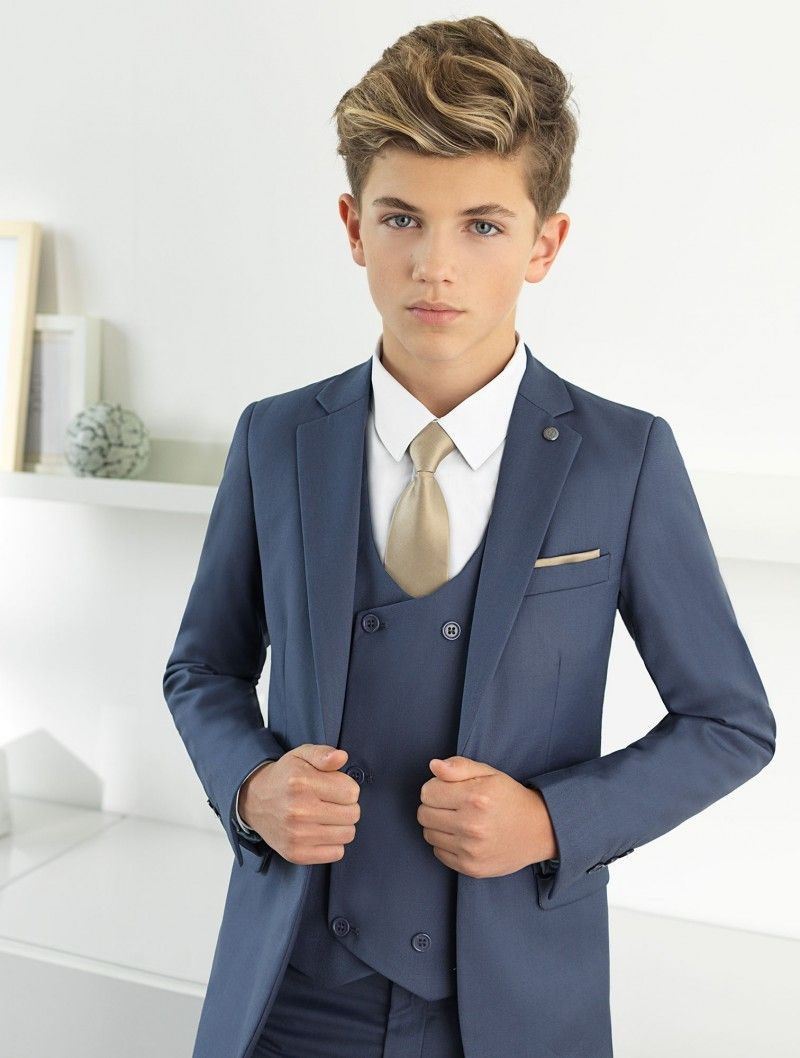 Boys navy suit – Ford