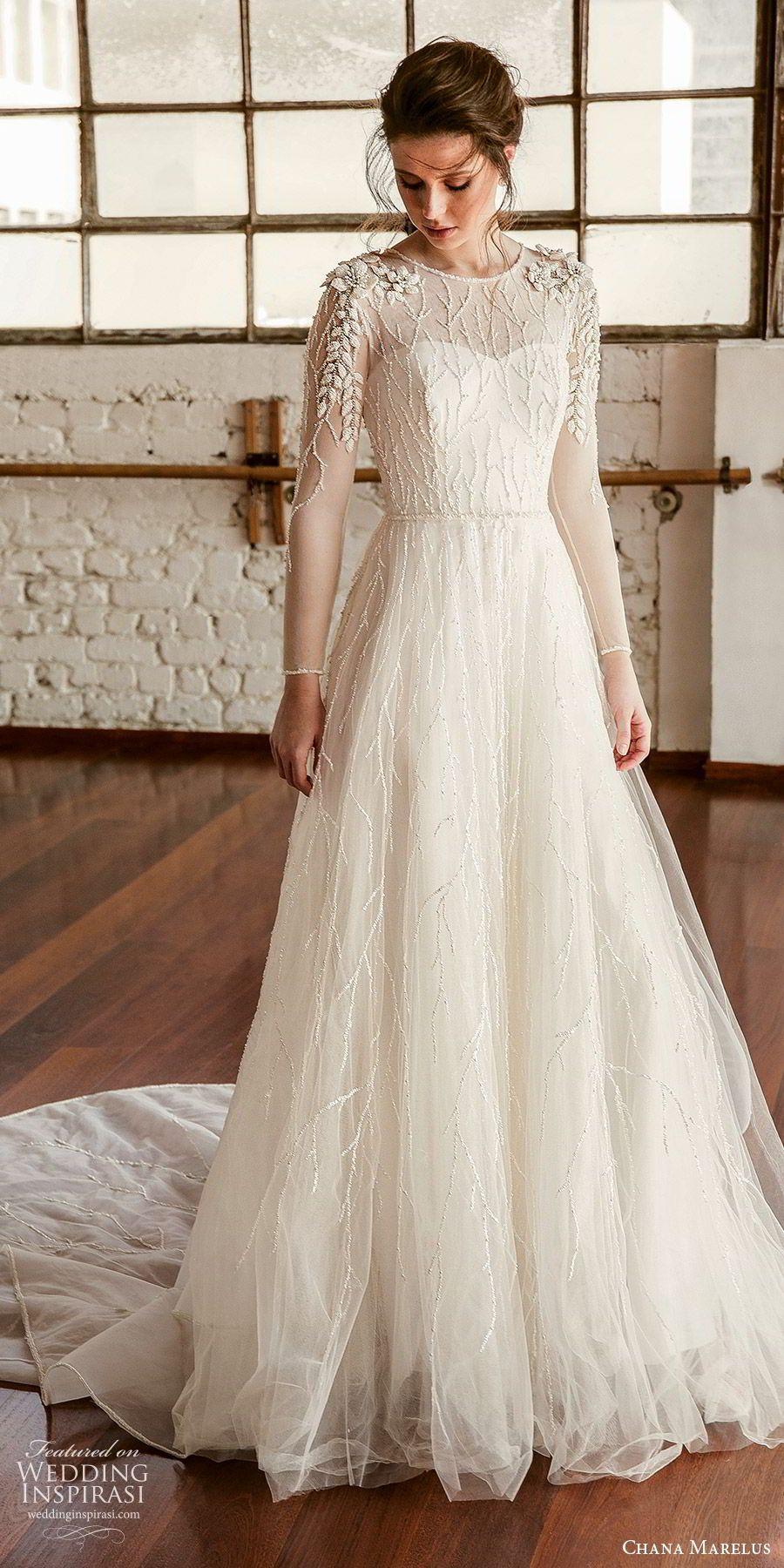Chana Marelus Fall/Winter 2019 Wedding Dresses