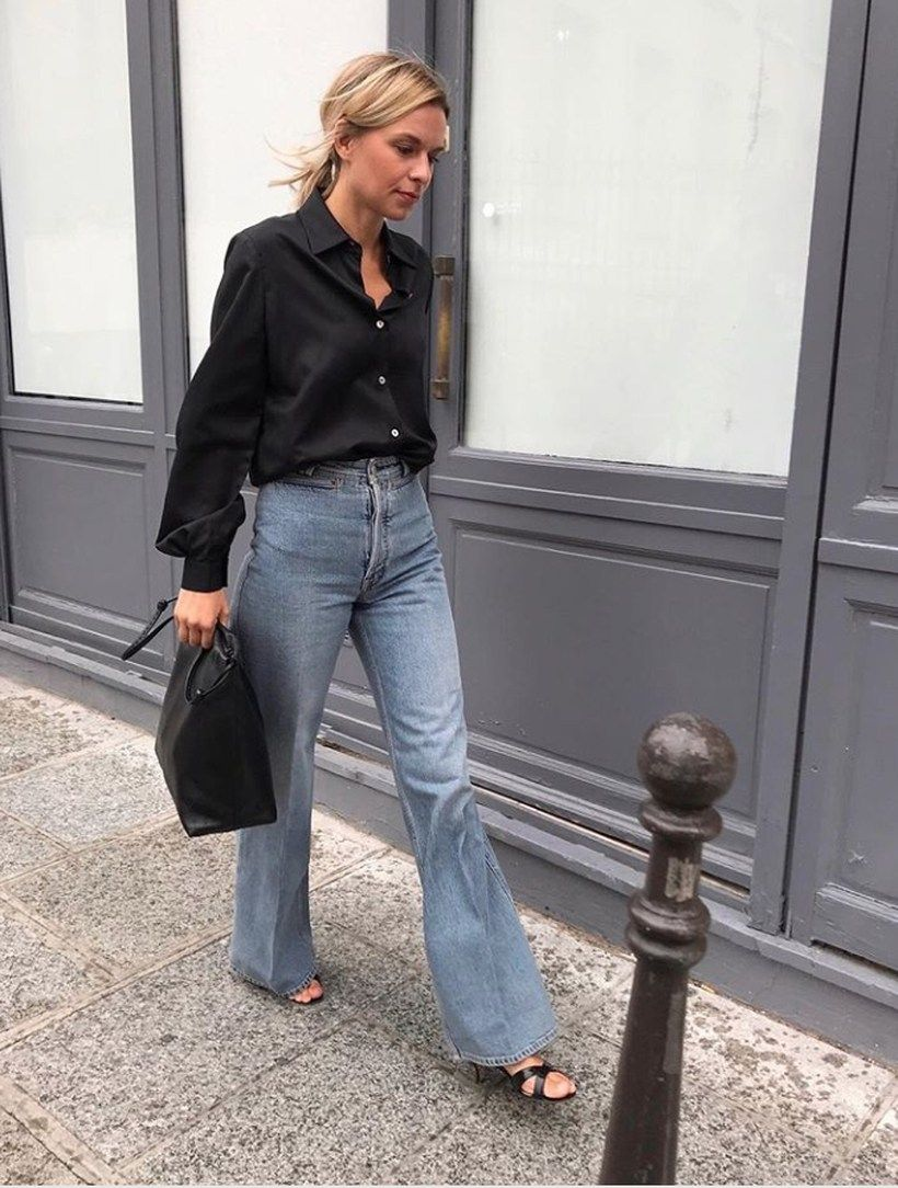 45 Chic Ways To Wear Jeans This Fall 2019