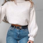15 Trendy Autumn Street Style Outfits For This Year - fall outfits simple denim ...