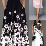 Modest Spring Summer Dresses For Women 2019