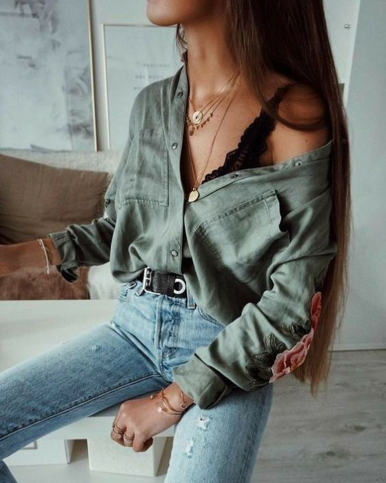 20 Edgy Fall Street Style 2018 Outfits To Copy