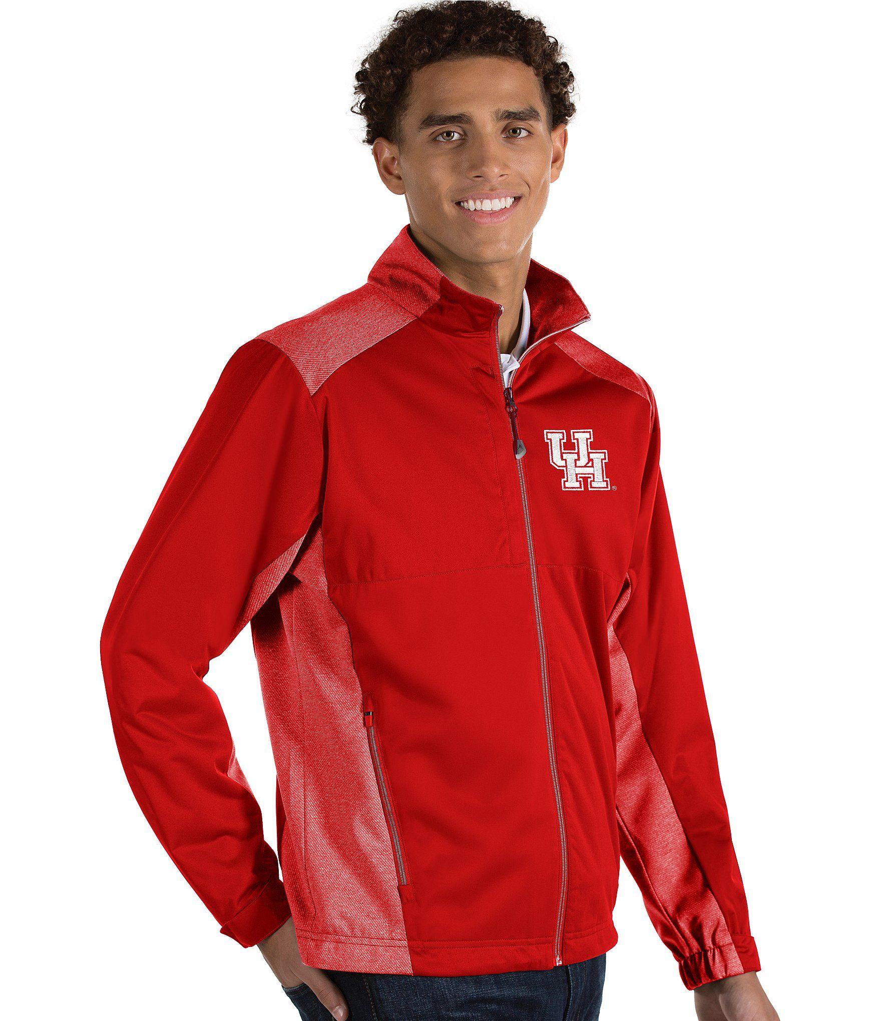 Antigua NCAA Revolve Full-Zip Waterproof Jacket | Dillard's