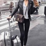 21 Fall Travel Outfit Ideas from Girls Who are Always on The GO