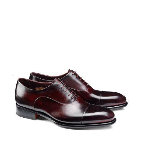 Footwear Luxury: Santoni Shoes