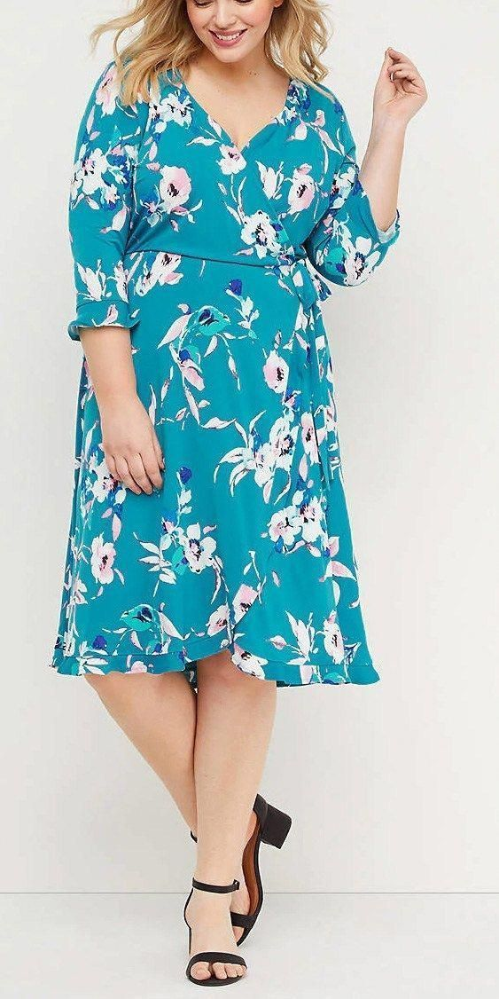 42 Plus Size Wedding Guest Dresses with Sleeves – Plus Size Summer Wedding Guest…