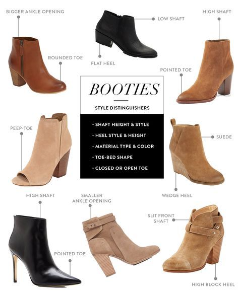 How to Wear Ankle Boots & Booties – Everything You Need to Know