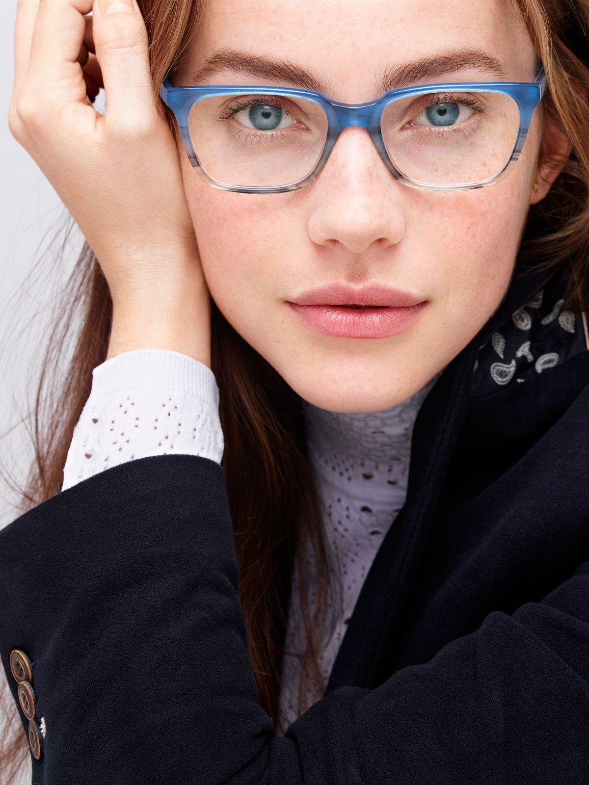 Five new shapes crafted from premium acetate complement returning knockouts cons…