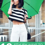 How To Wear A Crop Top: 10 Stylish Ways To Rock The Trend