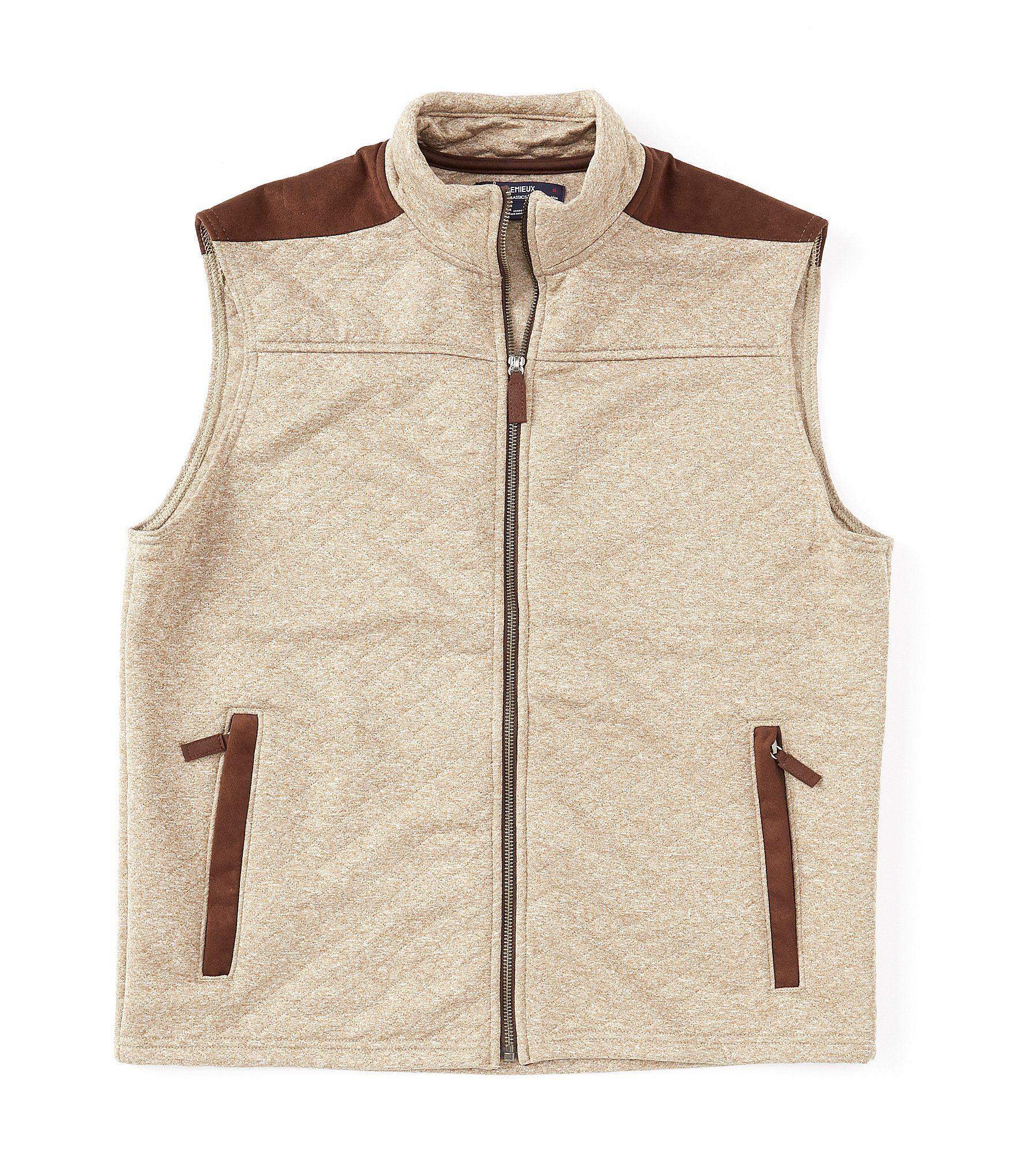 Cremieux Quilted Vest | Dillard's
