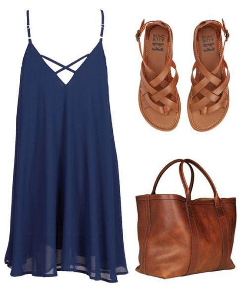16 of Pinterest's Best Summer Outfit Ideas