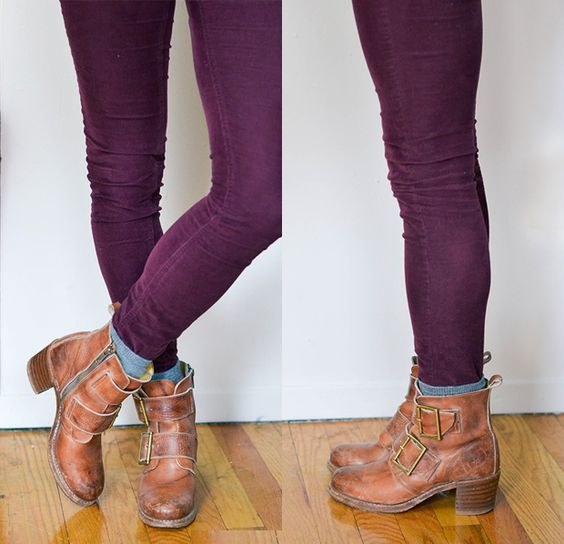 3 Ways to Wear Socks with Booties