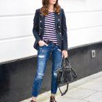 14 Ways to Rock Lace-Up Flats like a Boss