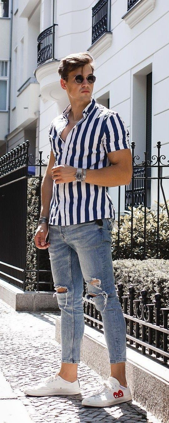 30 Men's Style Trends You Should Undoubtedly Try In 2019