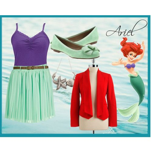 25 Cute Cartoons Inspired Outfits