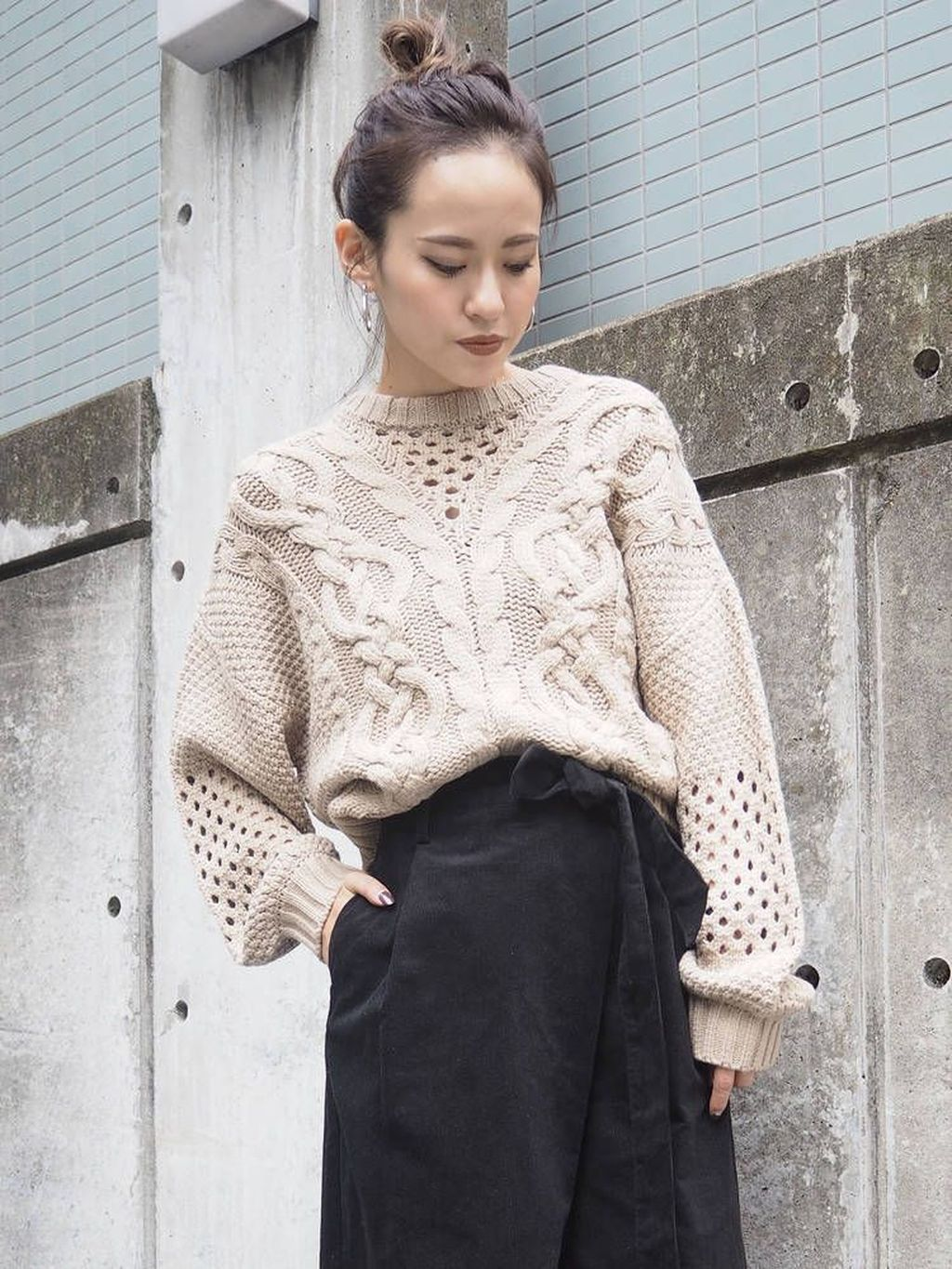38 Awesome Women Knitwear Fashion Trend 2019 Best For Fall And Winter