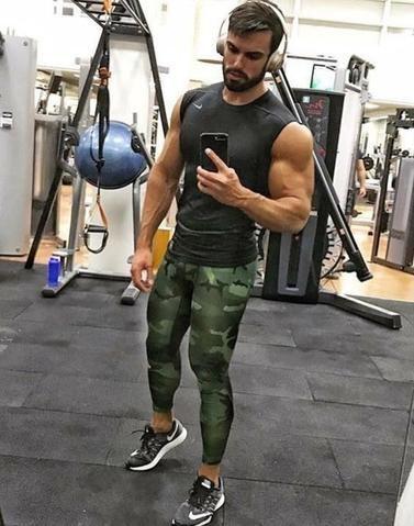 mens Legging COMPRESSION TIGHTS – myshoponline.com