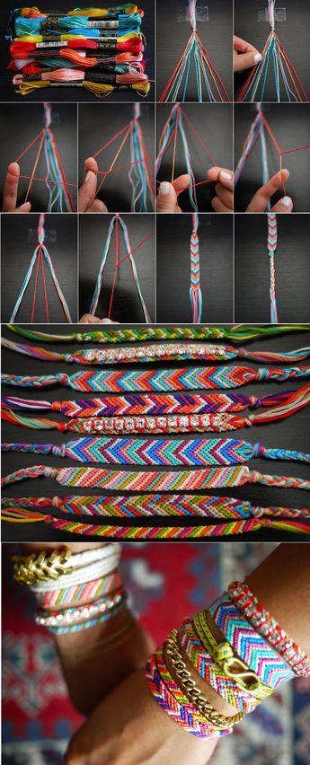 Friendship Bracelets Handmade Wholesale LOT 25 MIX From Peru
