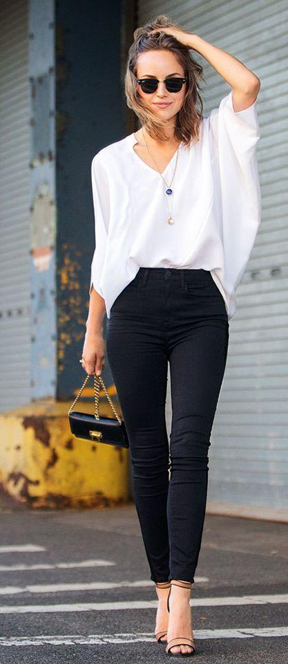 Shop this look on Lookastic: lookastic.com/… — Black Sunglasses — Blue Pen…