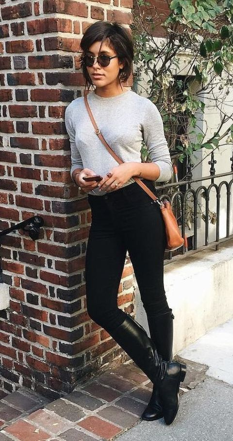 10 Types Of Fall Boots Every Woman Should Own