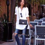 25 Different Ways to Wear Denim Skinnies This Season