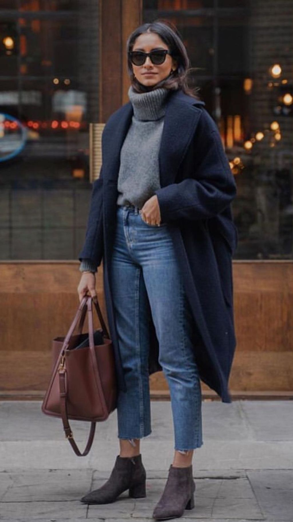 36 The Best Turtleneck Outfit Ideas For Fall And Winter