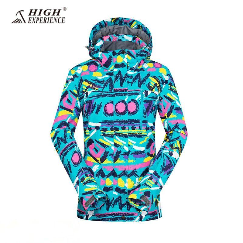 2018 Women's Ski Jacket Winter Snow Jacket Women Snowboarding Jackets Female Waterproof Winter Coat Women Skiing Jackets Thermal [orc1000006848147] – $417.28 : Ninjafits