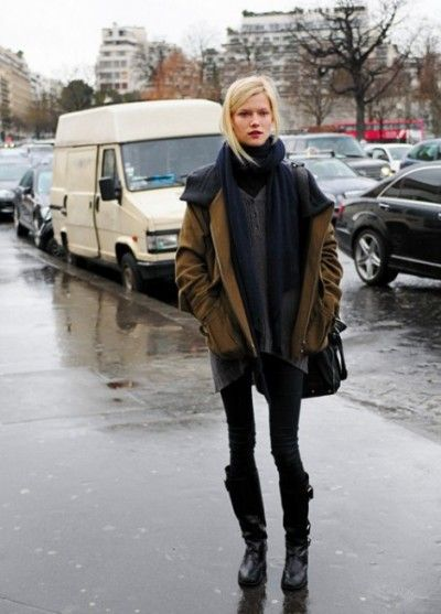 17 Outfits That Will Look Chic Even If It Rains