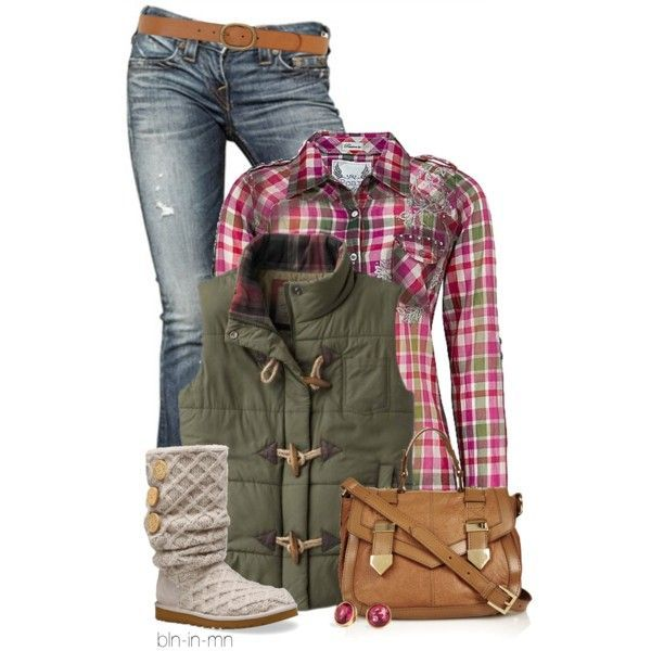 18 Stylish Polyvore Outfits for This Fall/Winter – Pretty Designs