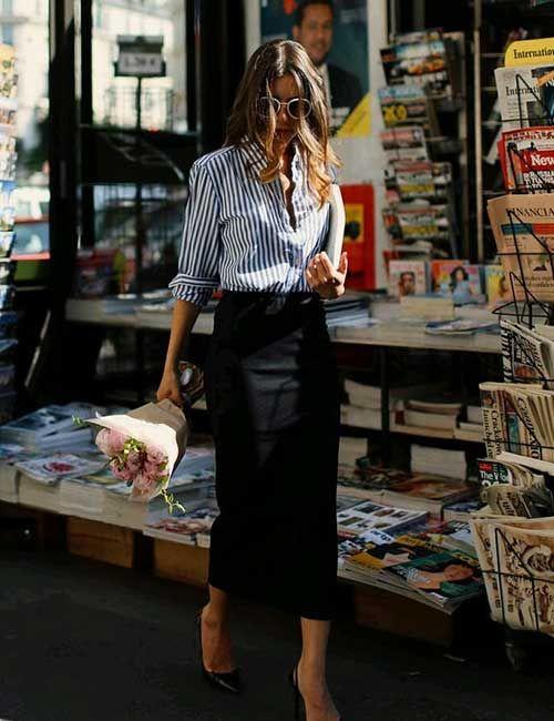 19 Best Pencil Skirt Outfit Ideas