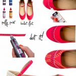 19 Interesting DIY Footwear Designs - Style Motivation