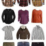 19-Piece Fall / Winter Homestead Wardrobe