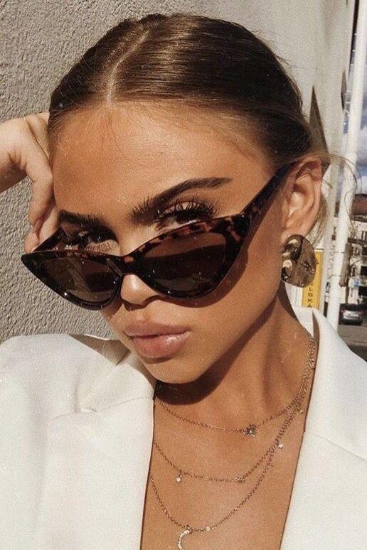 1990s Vintage Women's Cat Eye Sunglasses – Mint Rock Co